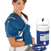 Cryo Cuff Shoulder Wrap Image