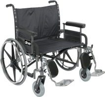Heavy Duty Wheelchair Image