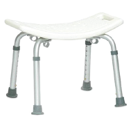 Adjustable Backless Shower Chair Image
