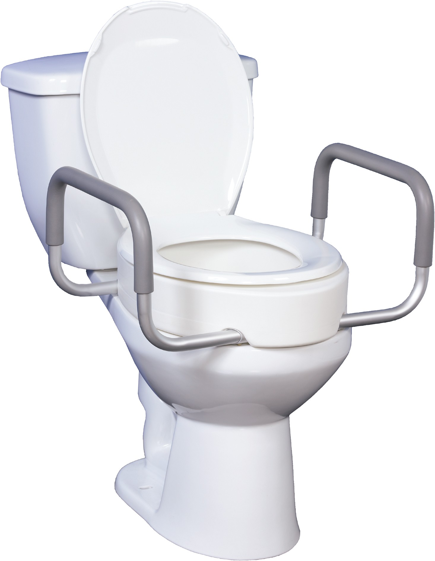 Raised Toilet Seat Image